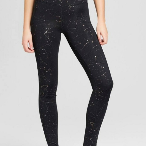8b70c74fc9ba88 joylab Pants | Constellation Print Leggings Size L | Poshmark